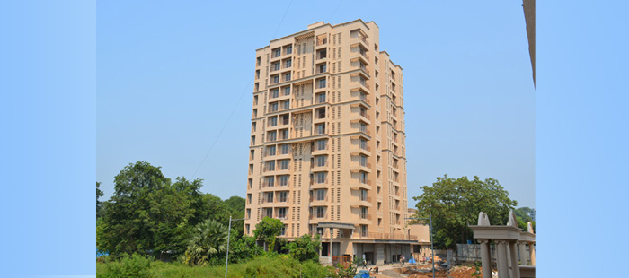 joy square project in thane real estate projects in kasarvadavali